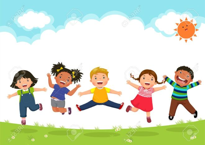 78757586-happy-kids-jumping-together-during-a-sunny-day